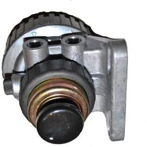 Alimentarea si iesirea din pompa sunt de M14x1.5 mm Posibilitatea de prindere a bateriei variaza intre 50mm si 78.5mm.