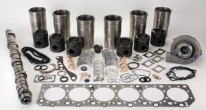 Set motor Deutz BF4M