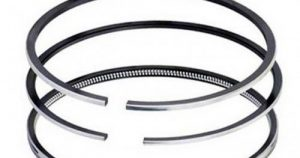 Diametrul exterior al segmentilor este de 87 mm; Grosimile segmentilor sunt de 2, 2 si 4 mm.