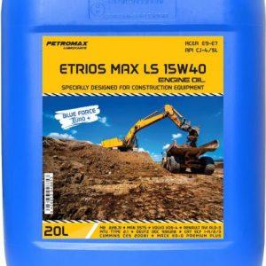 Ulei de motor Petromax Etrios Max 15W40