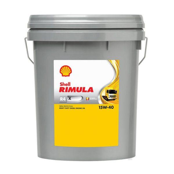 Ulei motor Shell 15W-40 API CG-4