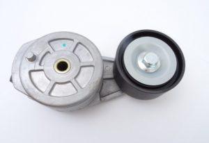 Intinzator curea buldoexcavator Case 590SR