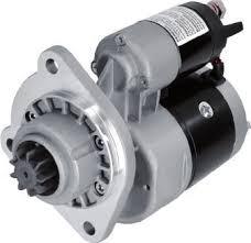Electromotor buldoexcavator Terex 860