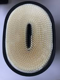 Filtru de aer Caterpillar 434E (buldoexcavator)