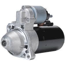Electromotor buldoexcavator Case 580 SLE