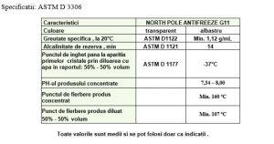 Antigel G11 Seat TL 774 C