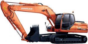 piese excavator Doosan