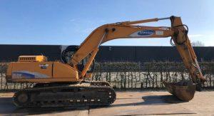 piese excavator Samsung