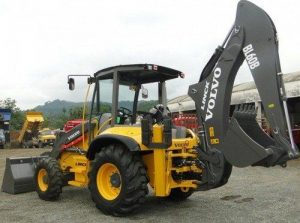 piese buldoexcavator Volvo