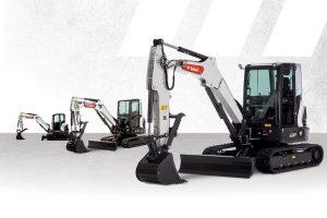 piese mini-excavator Bobcat