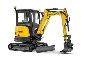 piese mini-excavator New Holland